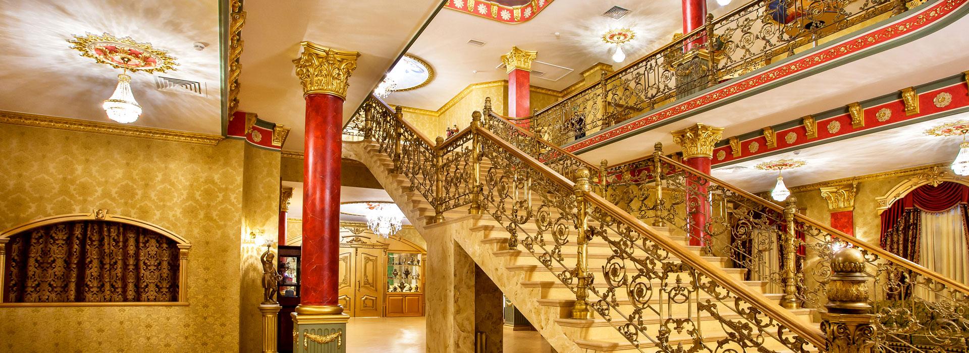 Весенний дворец краснодар ресторан фото 3
